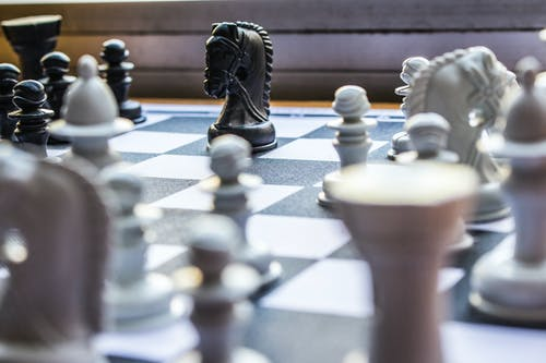 Satranç Tahtası Oyunu