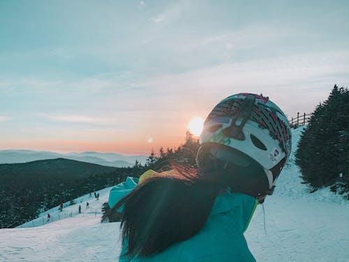 คลังภาพถ่ายฟรี ของ erica zhao, zhao, การเล่นสกี, คิลลิงตัน