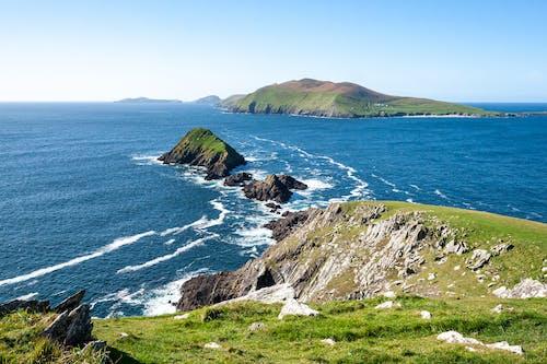 Бесплатное стоковое фото с берег, берег моря, вид, вода