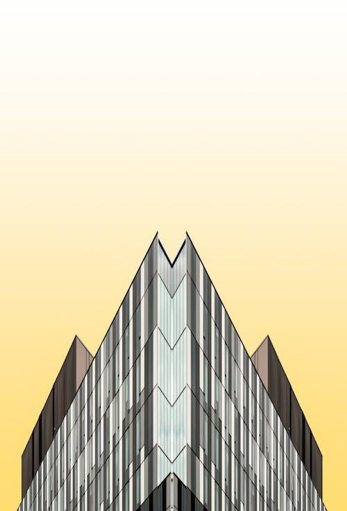 architecutre, bardak, bina, en az içeren Ücretsiz stok fotoğraf