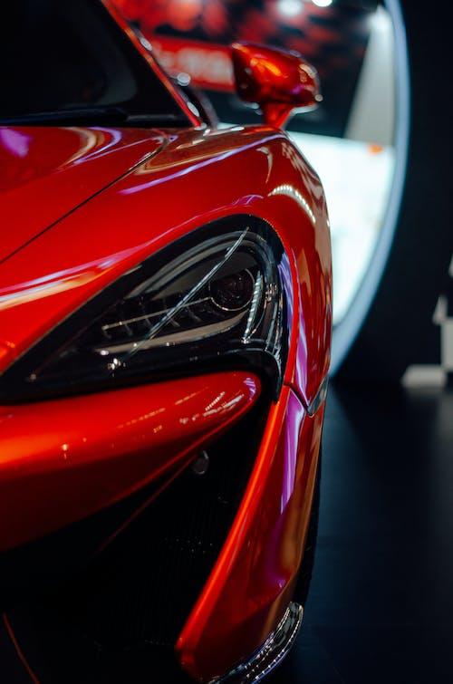 Základová fotografie zdarma na téma auto, auto tapety, automobil, červené auto