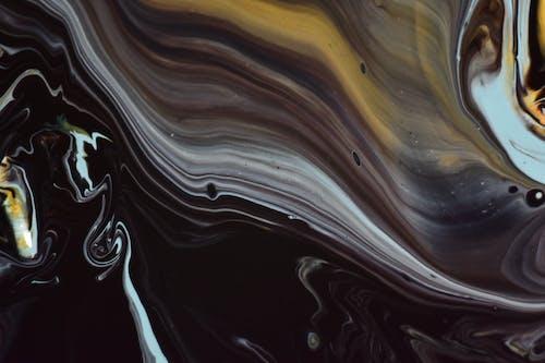 Kostnadsfri bild av abstrakt, abstrakt expressionism, abstrakt konst, akrylmålning