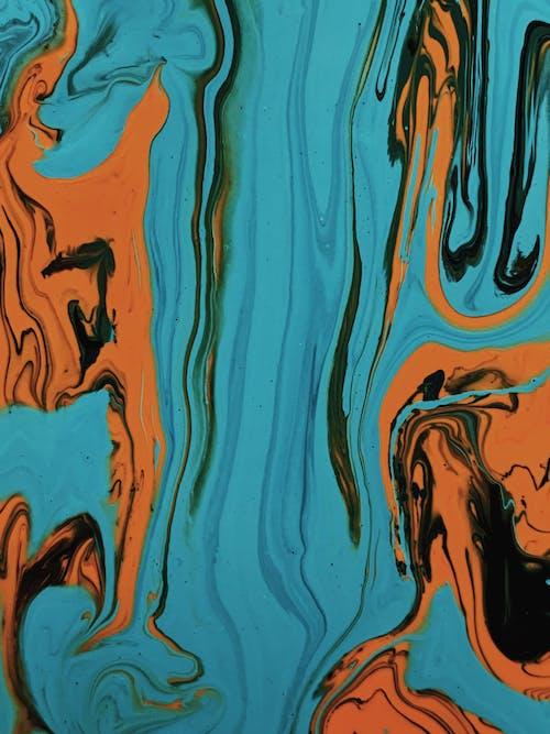 Gratis stockfoto met 4k achtergrond, abstract, abstract expressionisme, abstract schilderij