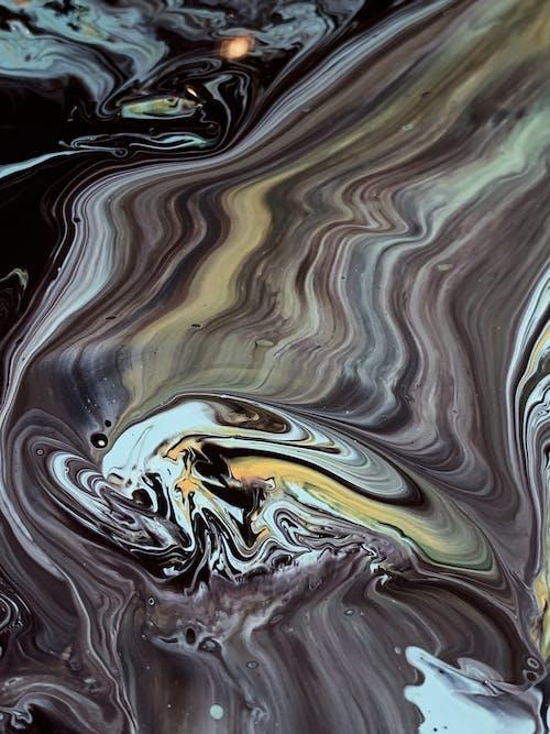 Imagine de stoc gratuită din abstract, acrilice pictura, artă