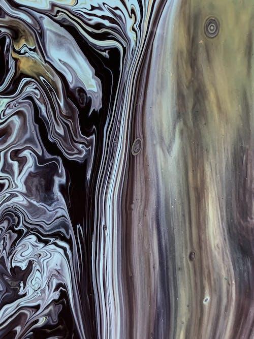 Ingyenes stockfotó 4k-háttérkép, absztrakt, absztrakt expresszionizmus, absztrakt festmény témában
