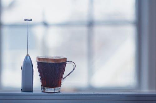 コーヒー, ブラックコーヒーの無料の写真素材