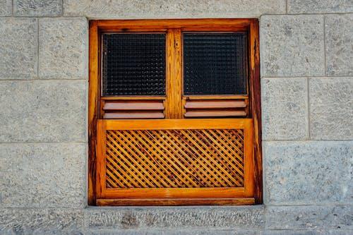 Free stock photo of brick wall, brown, door, exposed brick