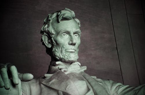 Gratis stockfoto met abraham, Abraham Lincoln, beeld, binnenlands