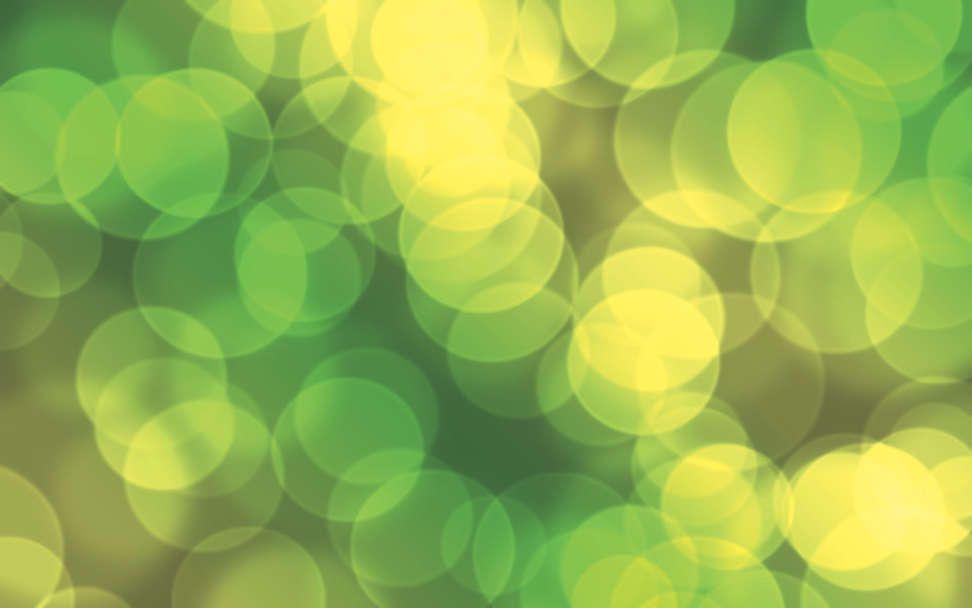 Free stock photo of yellow, green, bokeh, circles