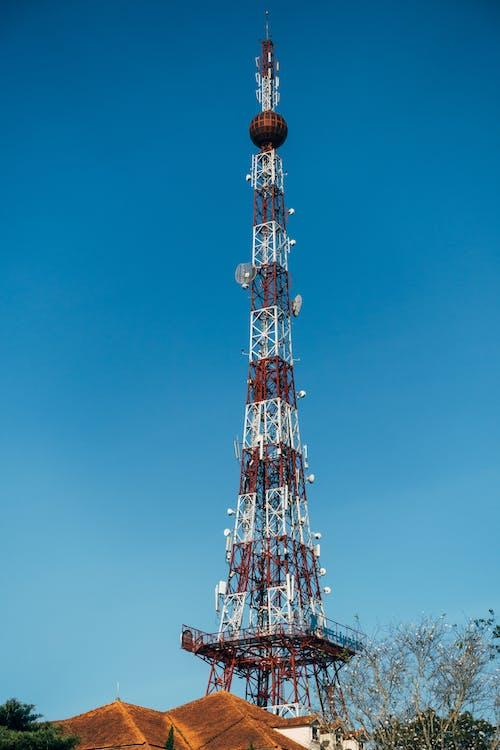 Безкоштовне стокове фото на тему «вежа, передавача, сталева споруда»