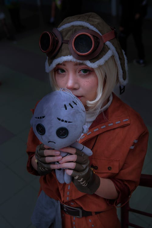 Free stock photo of cosplay, identity V