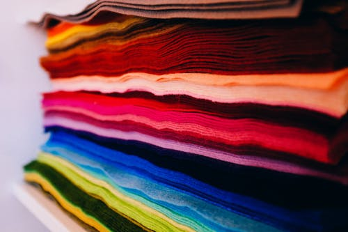 Rainbow Color Textiles