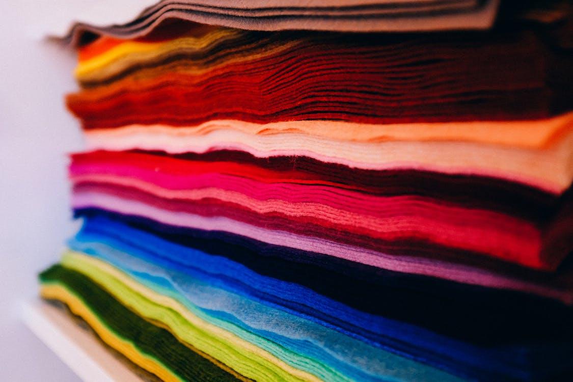 barevný, barvy, barvy duhy
