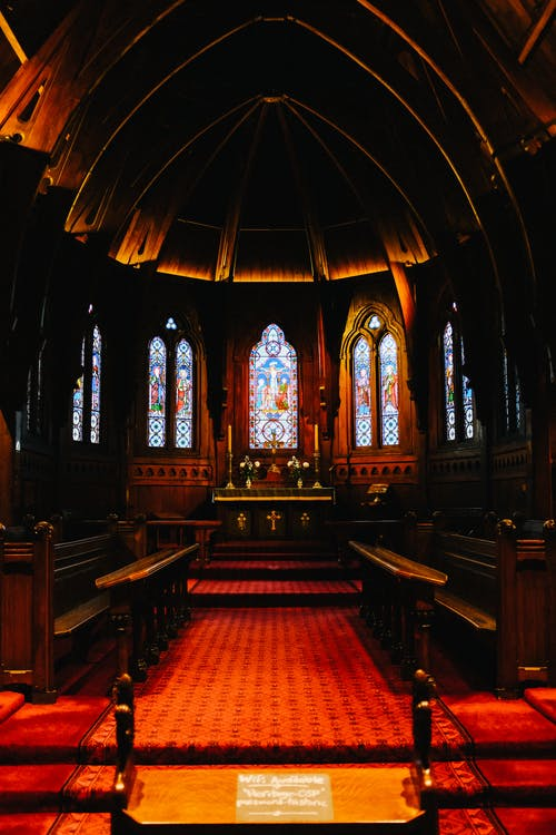 Photo of Church Interior