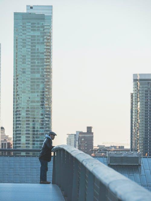 Free stock photo of bridge, building, chicago
