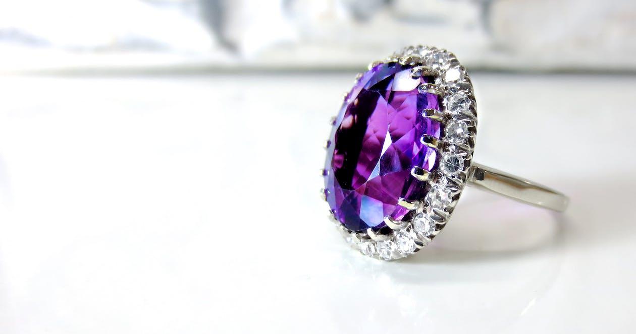 寶石, 愛, 戒指