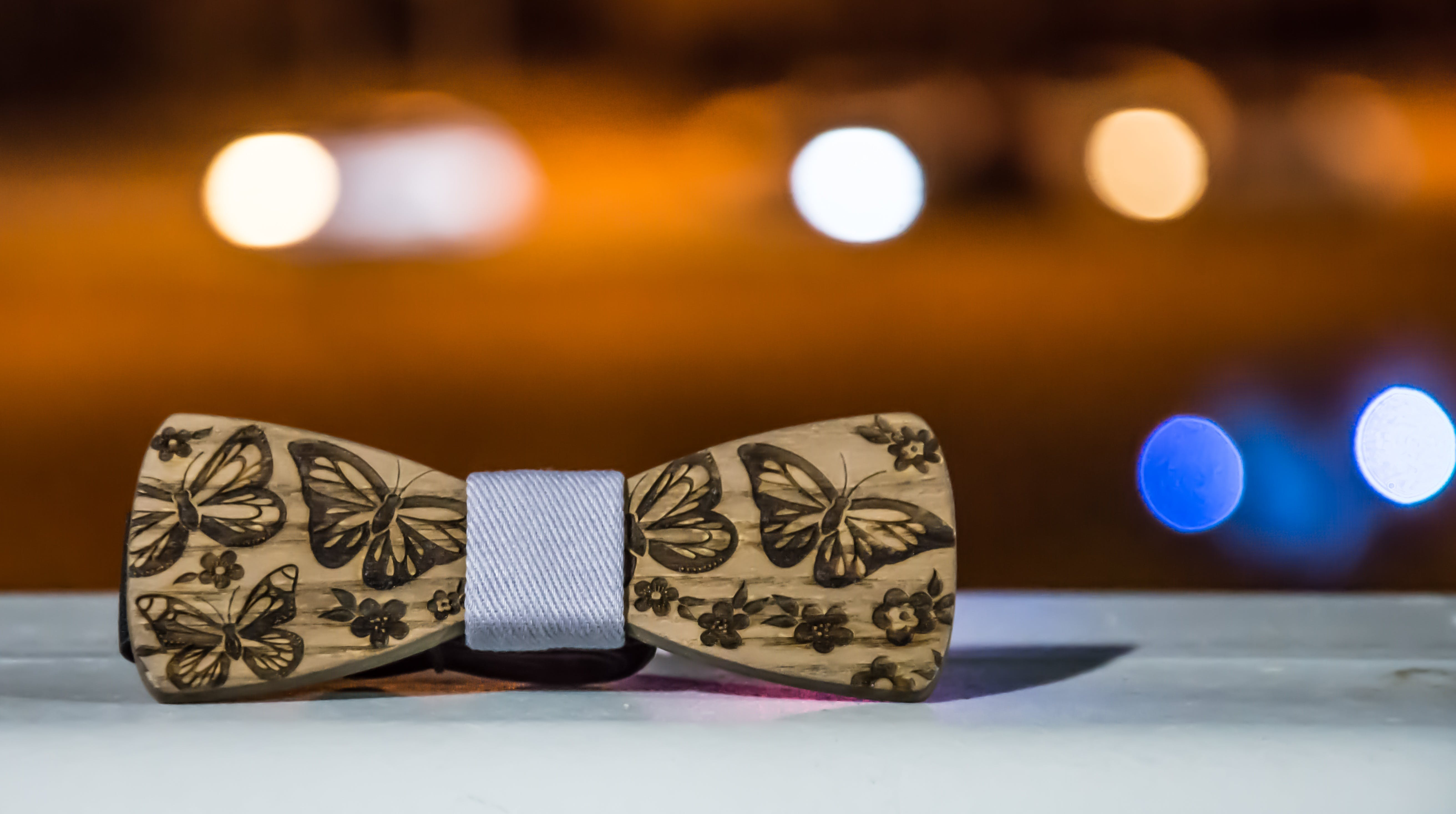 Free stock photo of bowtie, decoration, fashion, gift