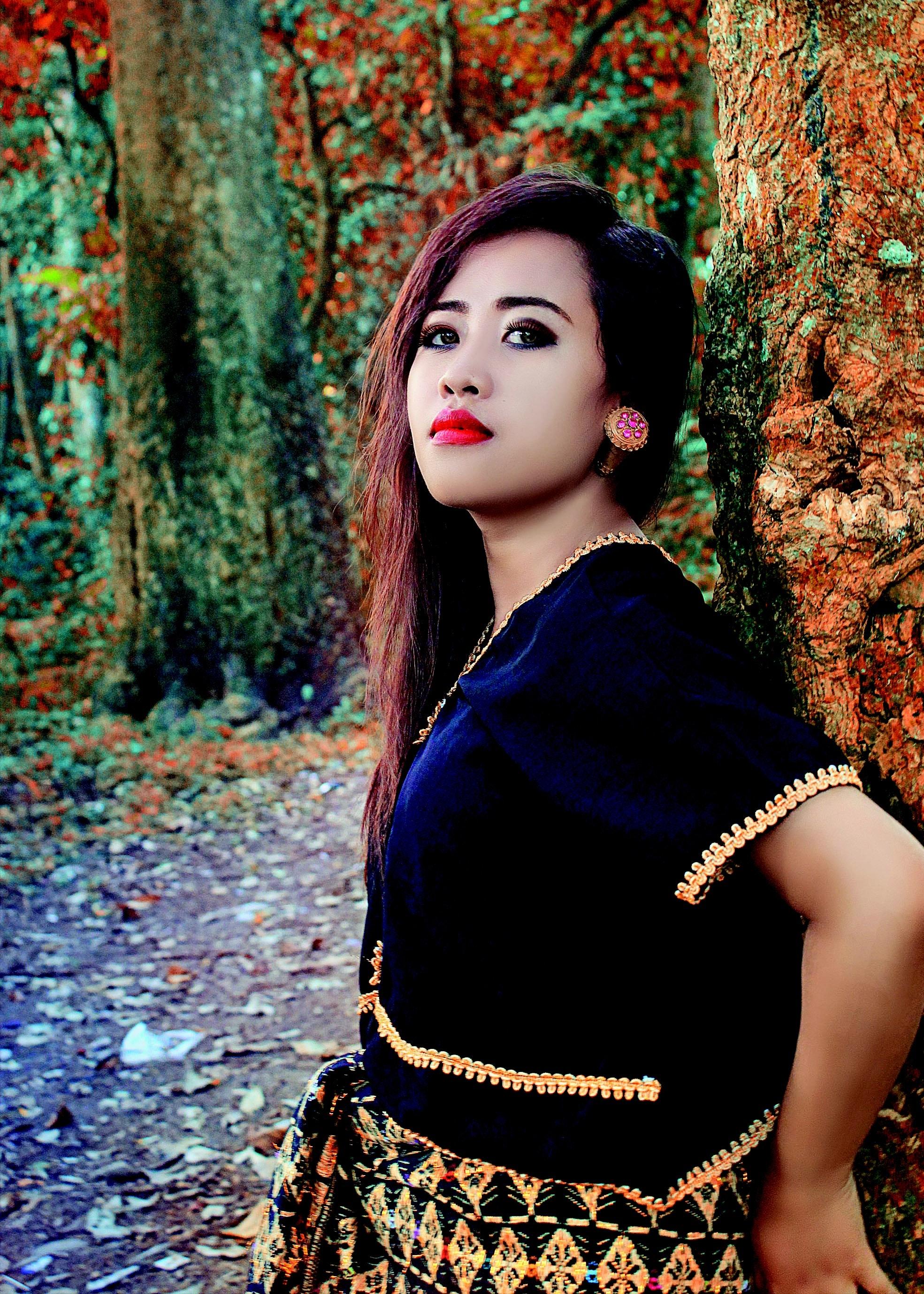 Asian model photo woman final