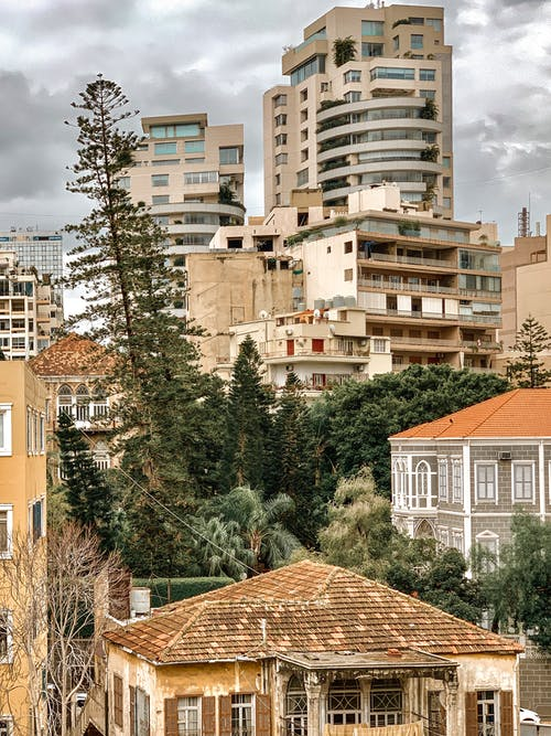Free stock photo of architecture, Beirut, design