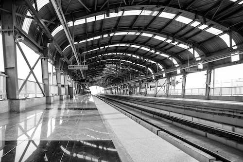 Free stock photo of metro station