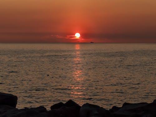 Free stock photo of Beautiful sunset