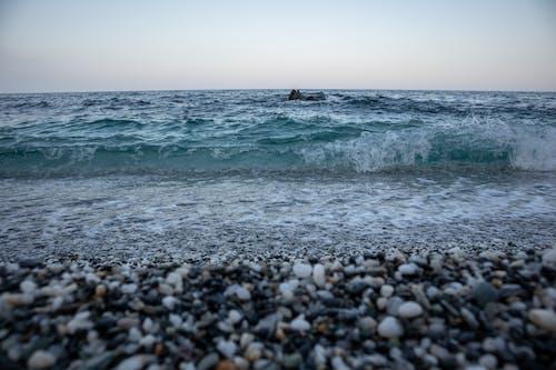 Δωρεάν στοκ φωτογραφιών με Surf, ακτή, άμμος, Ανατολή ηλίου