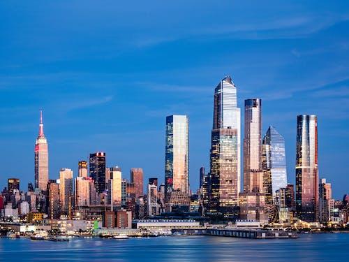 Fotos de stock gratuitas de America, arquitectura, azul, céntrico