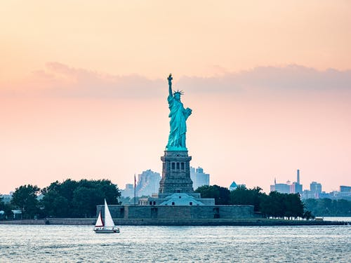 Δωρεάν στοκ φωτογραφιών με nyc, άγαλμα, άγαλμα της ελευθερίας, Αμερική
