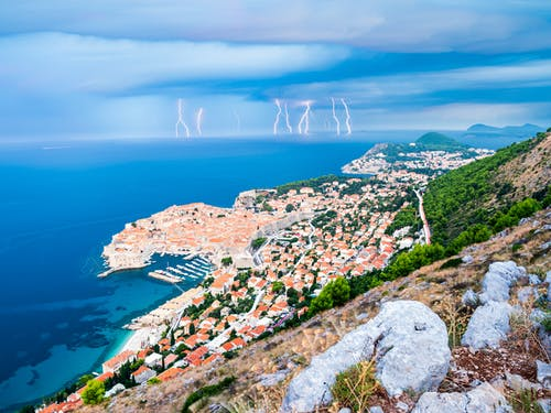 克羅地亞, 土耳其藍, 地中海, 地平線 的 免費圖庫相片