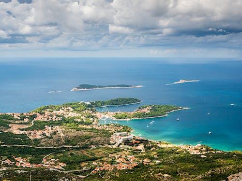 亞得里亞海, 假日, 假期, 克羅地亞 的 免費圖庫相片