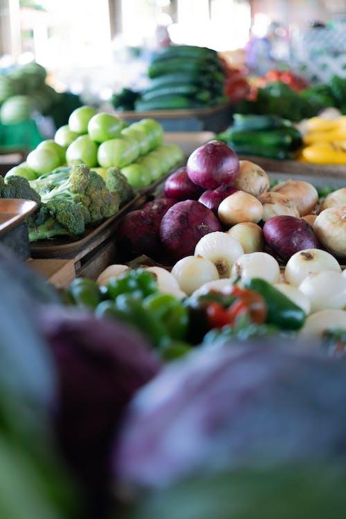 Fresh Vegetable in Market