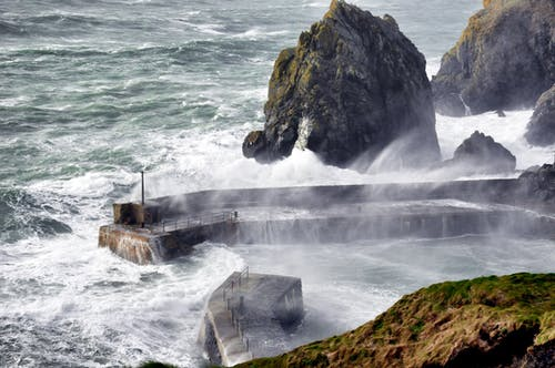 Základová fotografie zdarma na téma bouře, vítr, zátoka