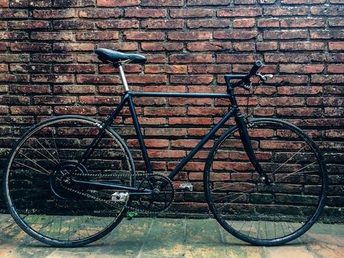 Kostenloses Stock Foto zu alt, backstein, fahrrad, fixie
