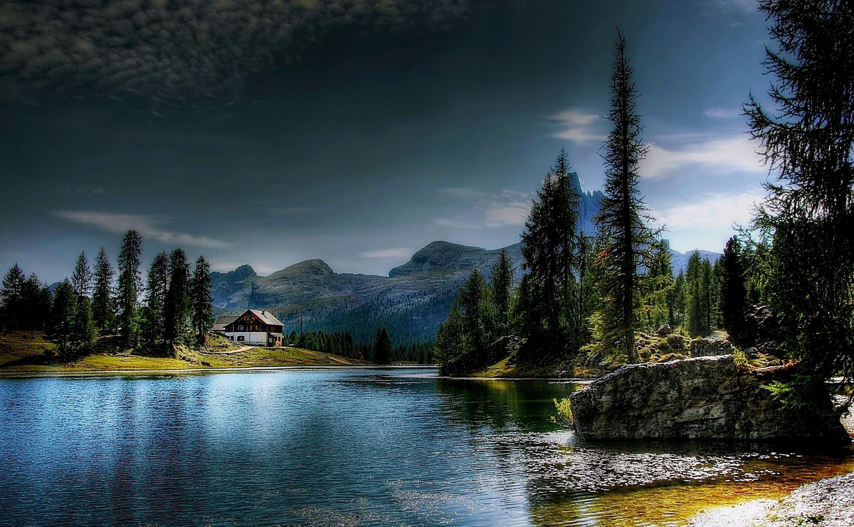 Kostenloses Stock Foto zu abenteuer, aussicht, bäume, berge