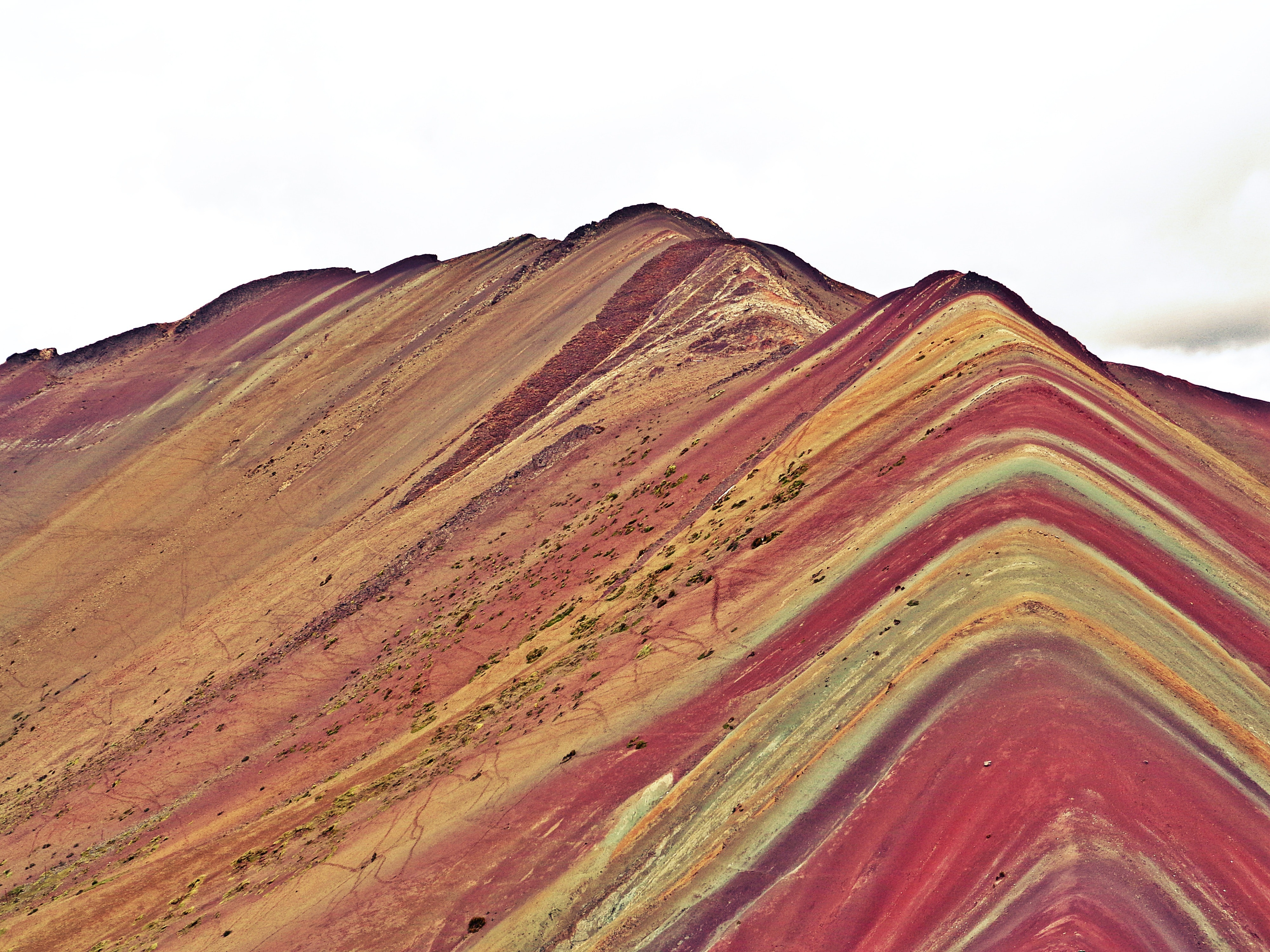 Image result for rainbow mountains