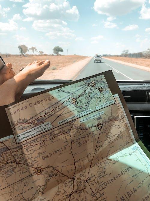 Photos gratuites de afrique, asphalte, autoroute, aventure