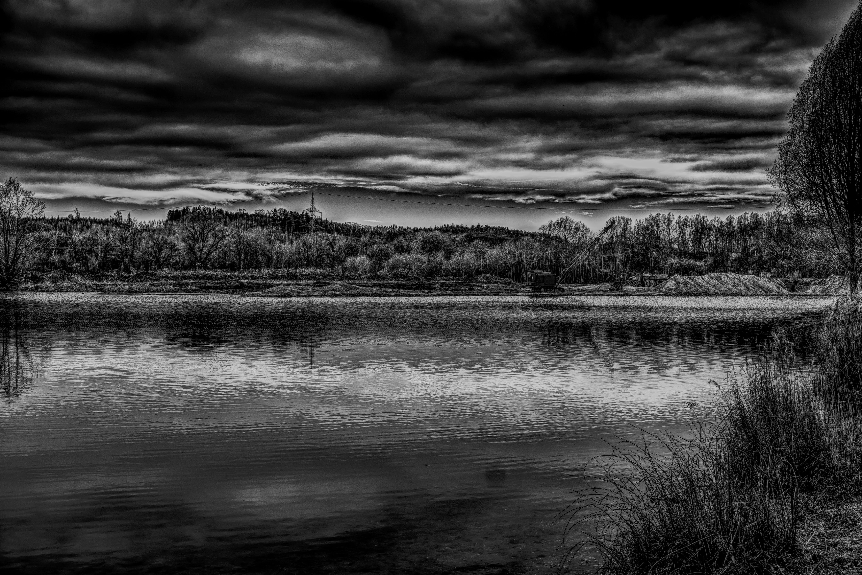 Free stock photo of atmosphere, atmospheric, black white, black-and-white