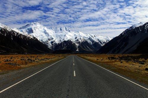 Fotobanka sbezplatnými fotkami na tému asfalt, cesta, cestný výlet, chladný