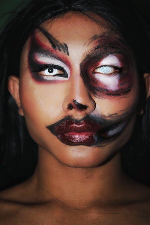 립스틱, 머리, 모델, 보석의 무료 스톡 사진