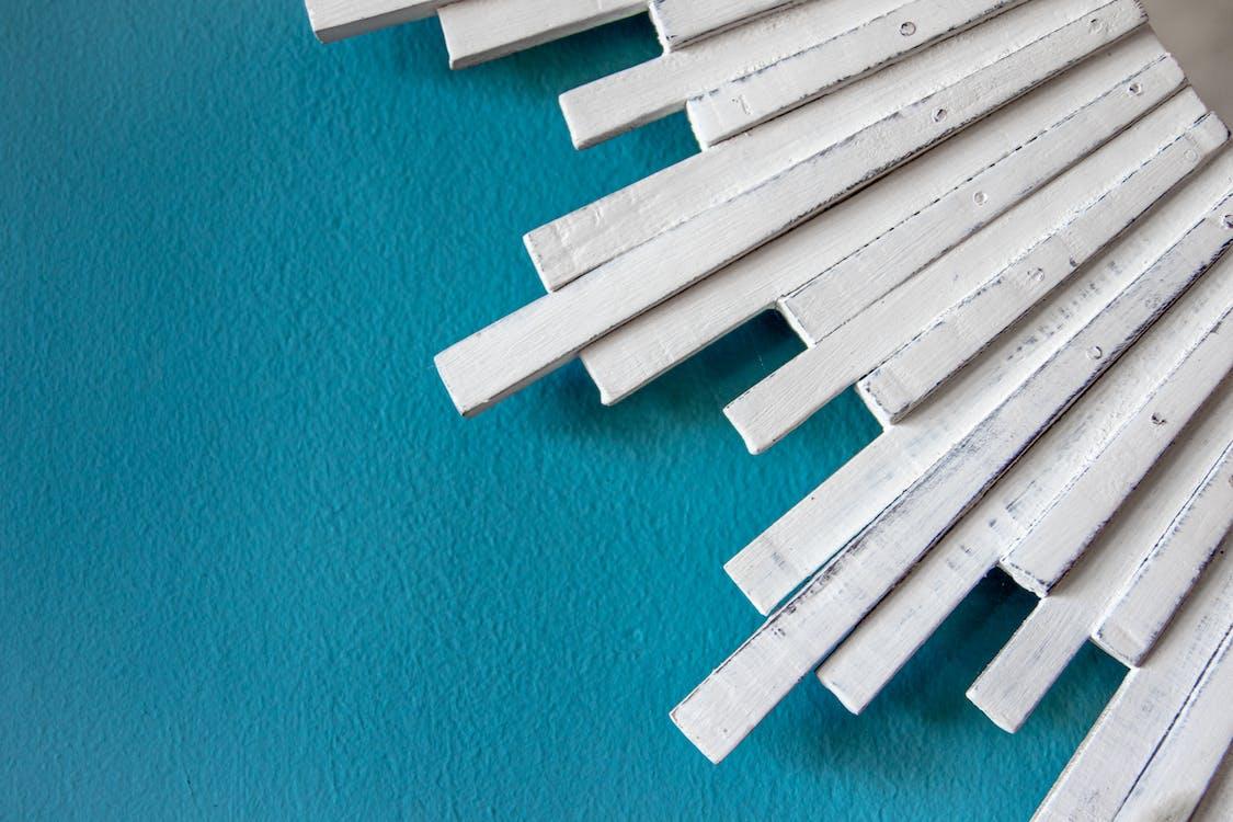 abstraktný, dizajn, drevené dosky