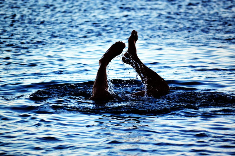 New free stock photo of sea, person, beach