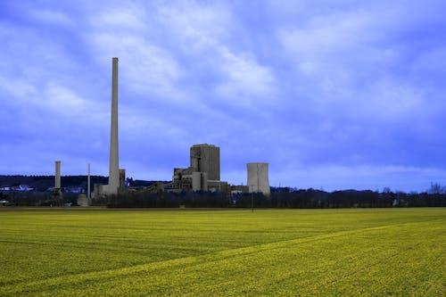 冷卻塔, 天空, 工廠, 工業 的 免費圖庫相片