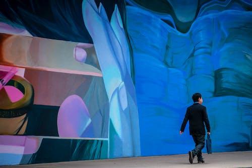 Foto profissional grátis de abstrair, adulto, apresentação pública, arte