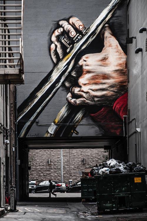 Foto profissional grátis de agressão, arma, arte, batalha