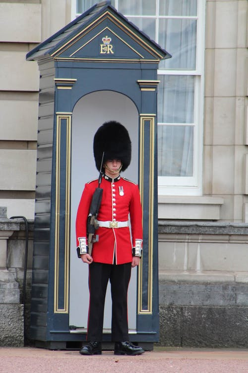 Free stock photo of central london, soldier