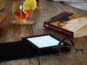 drink, glass, technology