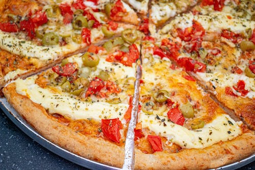 Free stock photo of close, fast food, make pizza, pizza