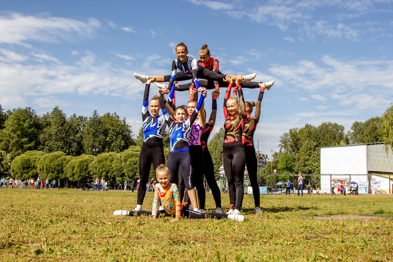 Free stock photo of cheerleading, girls, health, kids
