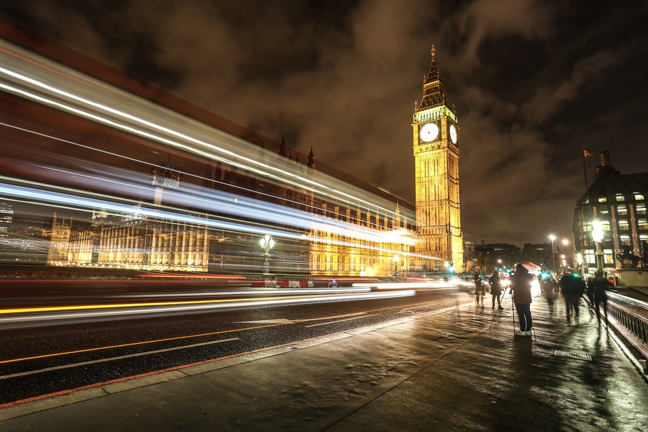 architecture, big ben, blur