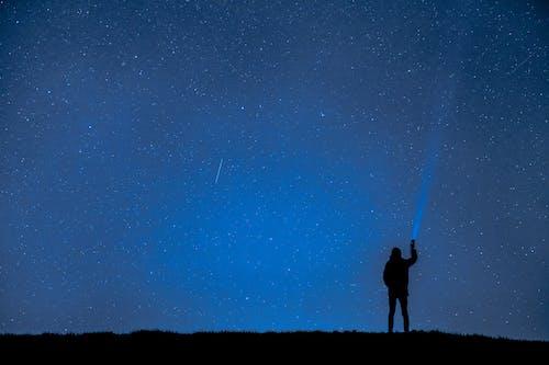 人, 人類, 傍晚的天空, 光 的 免費圖庫相片